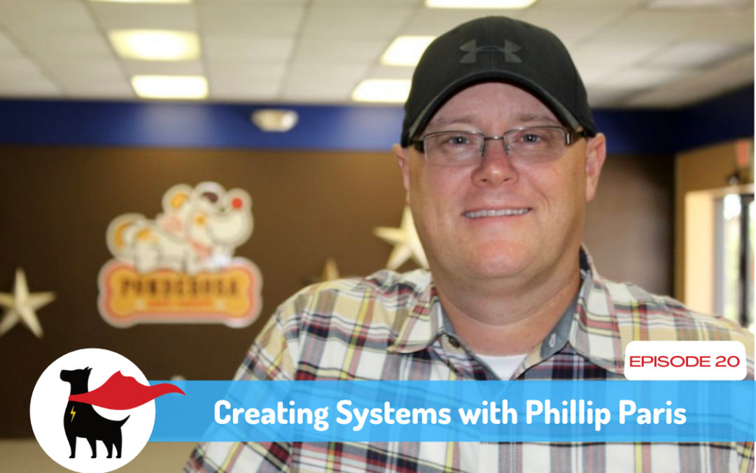 Episode 20: Creating Systems with Phillip Paris